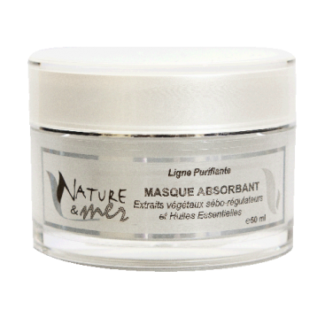 Masque absorbant